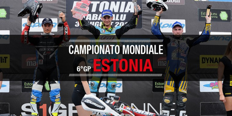 Mondiale S1 – 6°GP Estonia