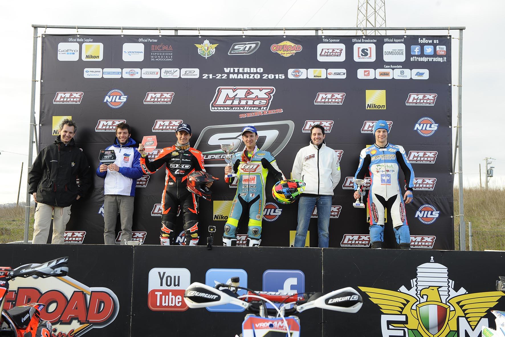 Campionato Italiano - 1^ Tappa Viterbo 2015